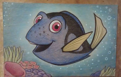 Dory by cyberhare