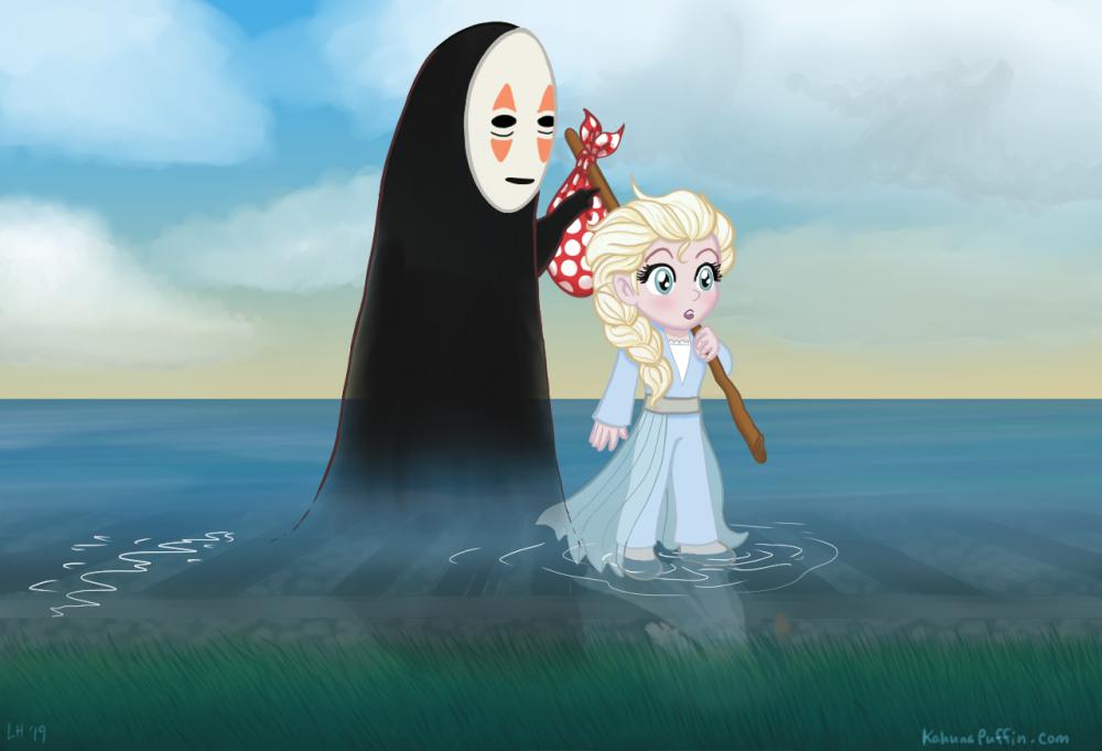 Frozen 2 SPOILERS - Elsa's Journey