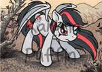 ACEO Commission - Fallout: Equestria