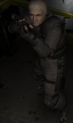 Image Gallery hunk resident evil outbreak