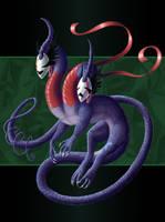 Drama dragon by Niicchan