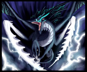 FR - God of lightning by Niicchan