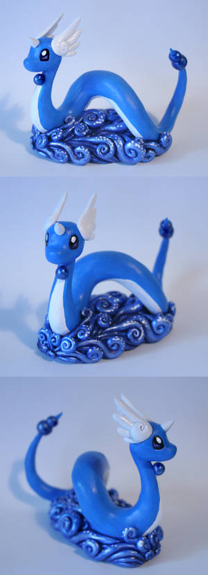 Dragonair Sculpture