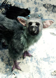 The Last Guardian-Trico Art Doll