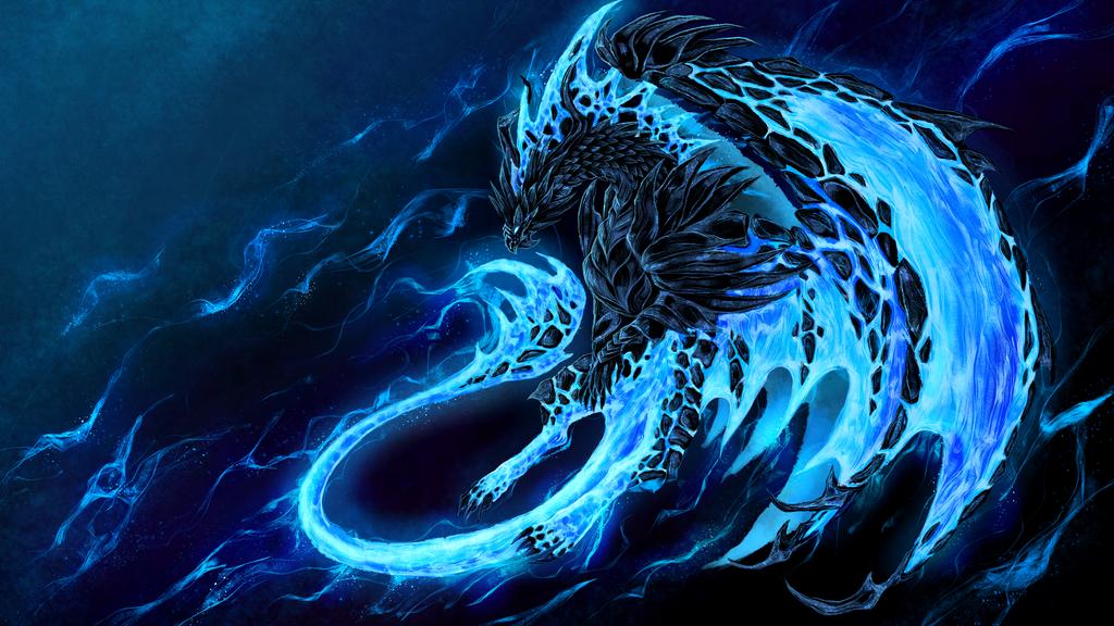 Bluefire by Niicchan