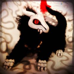 Bone Dragon Artdoll