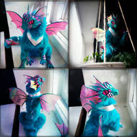 Fairy Dragon Artdoll