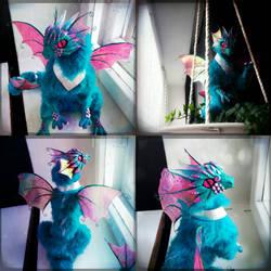 Fairy Dragon Artdoll