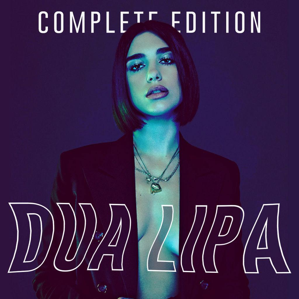 dua lipa complete edition release date