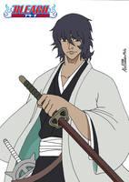 Amagai Shusuke Colored by alessandromello