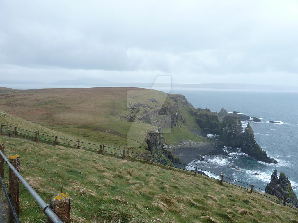 Rathlin Island View by drums-r-cool