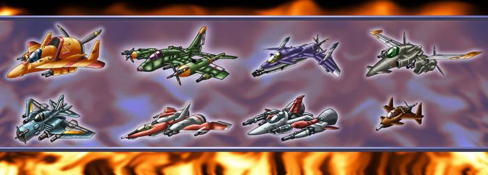 Gundog's Machines 1