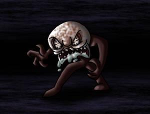 Monster Stickman