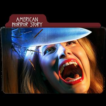 American Horror Story Season 9 (FX) Folder Icon by TheGreatAziz