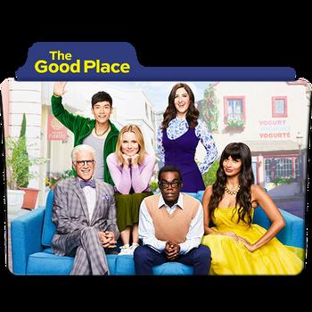 The Good Place Season 4 Folder Icon (NBC) by TheGreatAziz