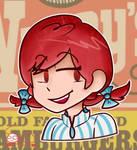 Smug Wendy