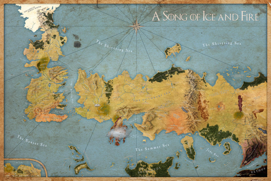 A Song Of Ice And Fire Map Pdf.Map Of Westeros And Essos Pdf