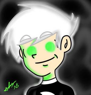 He is a phantom~