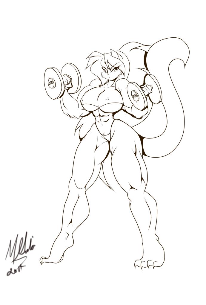 MasterGodai: Physical Catwoman by XennyDiemes