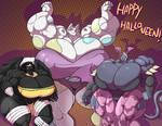 Jaeh: Massive Monstresses by XennyDiemes