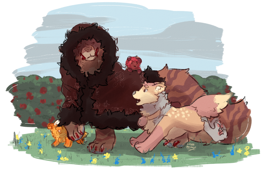 Main Prompt :: Help by Wereprincex