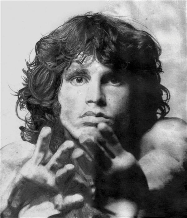 Jim Morrison by Lil-Miss-Strange
