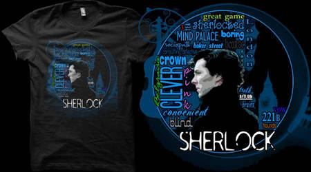SherTee on Qwertee by Arsnoctis