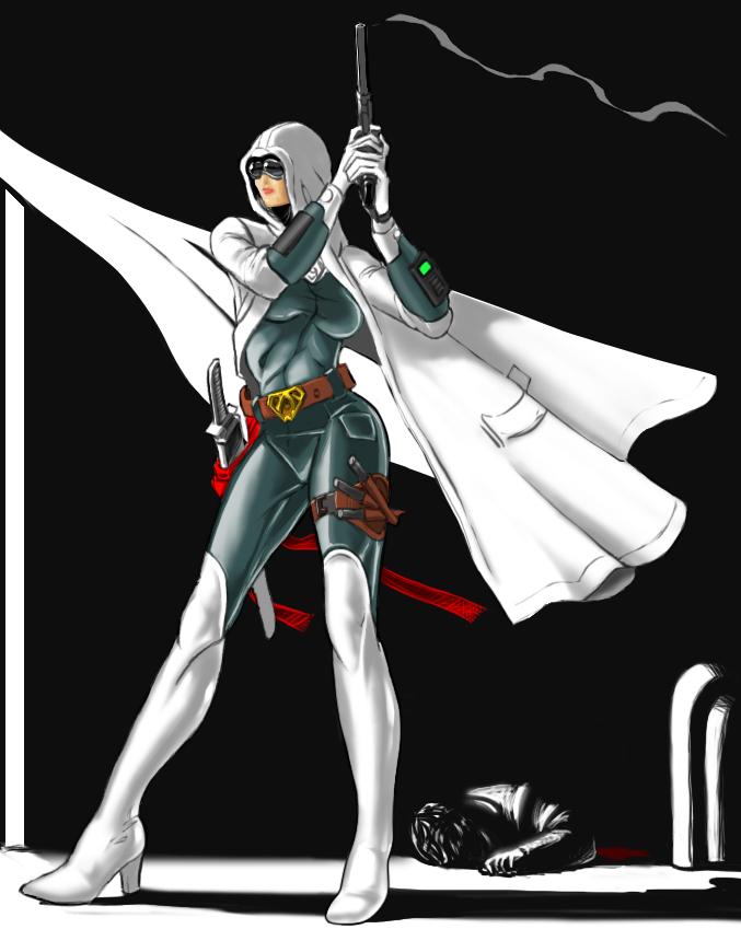 Lady Assassin by Henry7