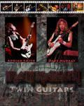 Iron Maiden Twin Guitars