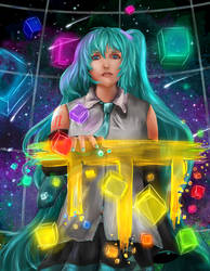 VOCALOID: Tell Your World