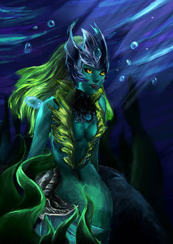 LoL: Nami within the light