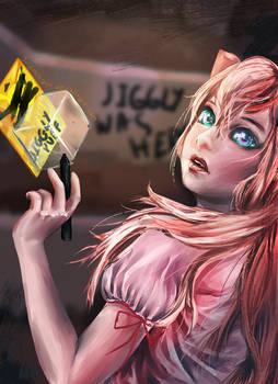 [Humanised] Jigglypuff just wants her own Amiibo!!