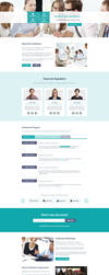 EventLand Landingpage by themeinjection