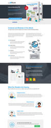 Ebook Landing Page by themeinjection