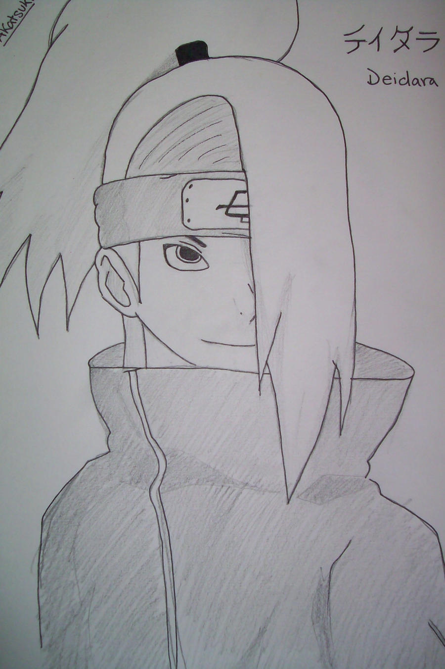 .Deidara. by Moonfox1781