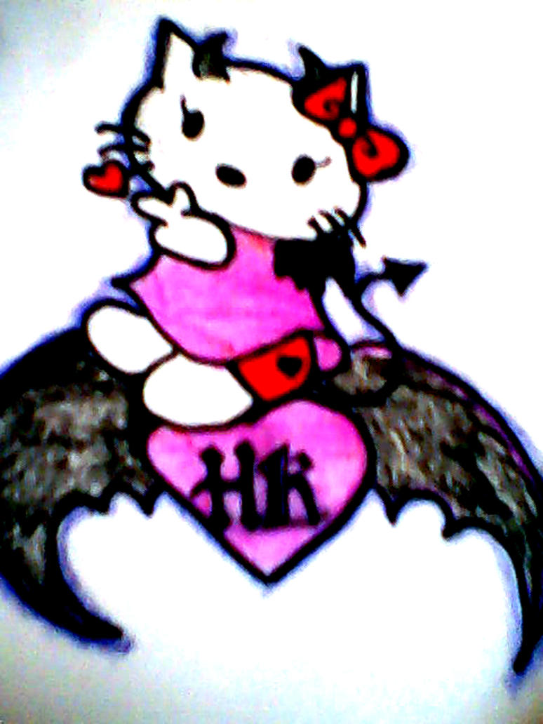 Top Wallpaper Hello Kitty Evil - devil_hello_kitty_by_estarz25-d5fcser  Trends_307539.jpg