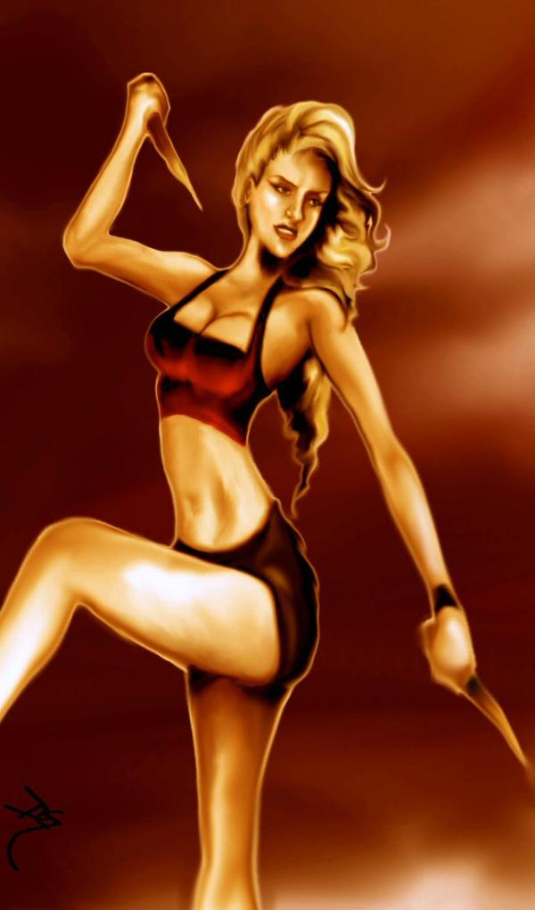 Buffy The Vampire Slayer by Zombie1811