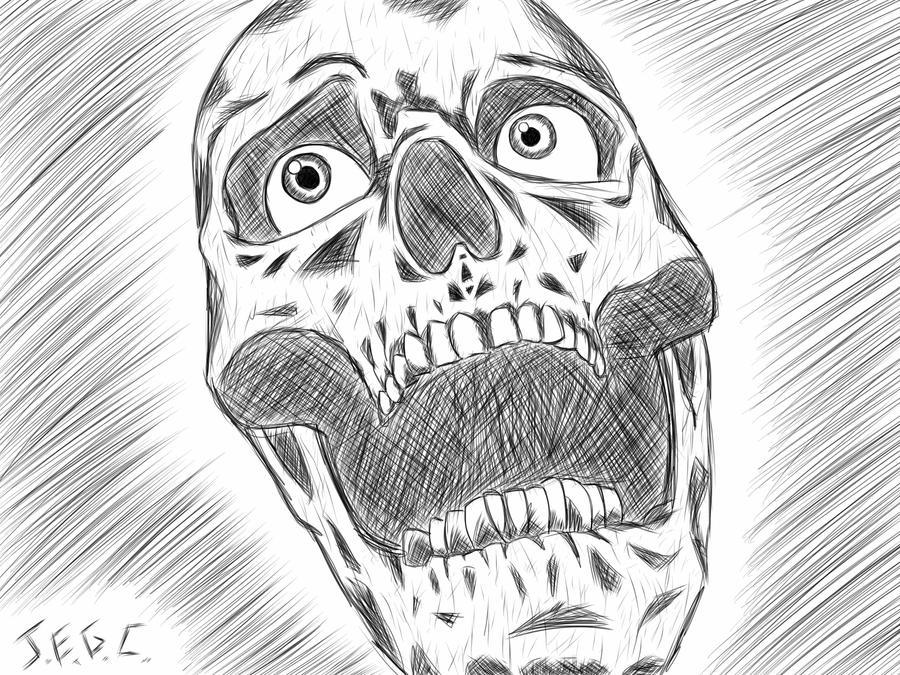 SCREAM by jjjjoooo1234