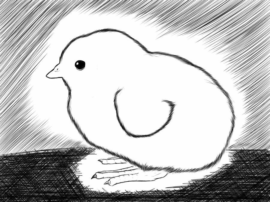 Chick  by jjjjoooo1234