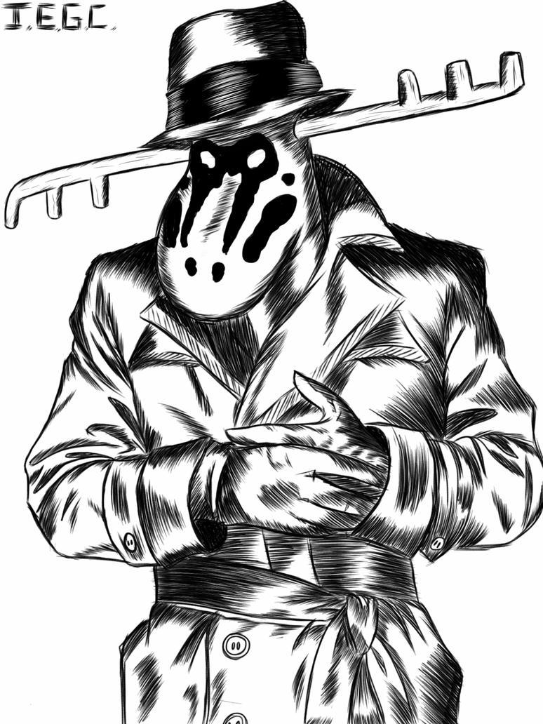 lumpy Rorschach by jjjjoooo1234
