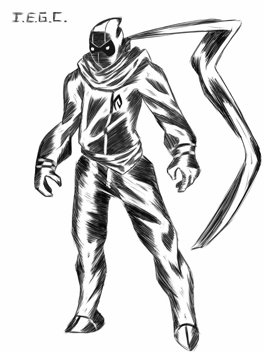 Randy cunningham ninja slayer by jjjjoooo1234