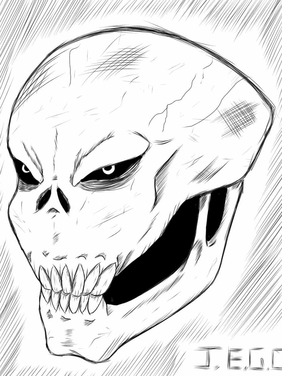 Skull 3 by jjjjoooo1234