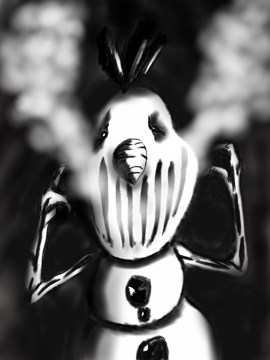 Olaf by jjjjoooo1234