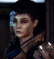 Shepard by Kaeriah