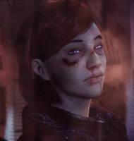Ellandria Shepard by Kaeriah