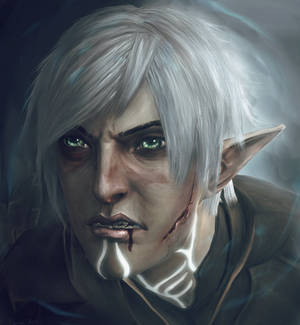 Fenris model edit portrait