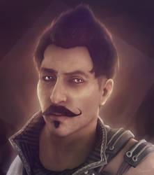 Dorian render model edit portrait