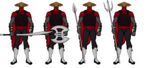 Elite Shadowgard Army (Comic)