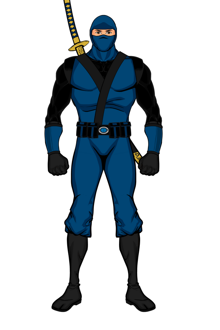 Kataman (Comic)- Traditional Ninja Outfit(2) by ...