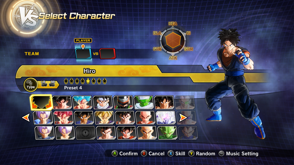 Hiro: Dragon Ball Xenoverse 2 by aniartluke82 on DeviantArt